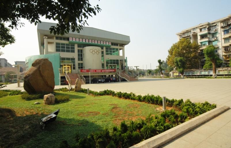 湘钢一中体育馆